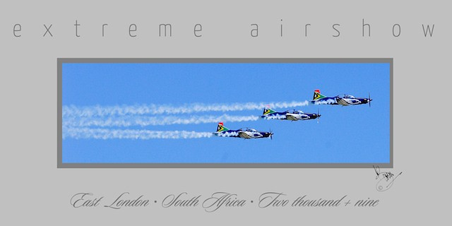 East London Extreme Airshow by Algoa FM (Port Elizabeth South Africa)