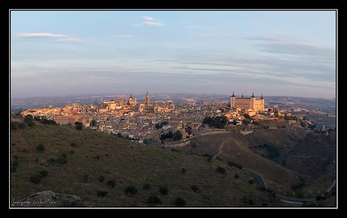 Amanecer en Toledo (I)