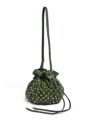 Lena Erziak star bag green