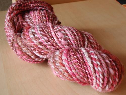 BFL Neapolitan yarn