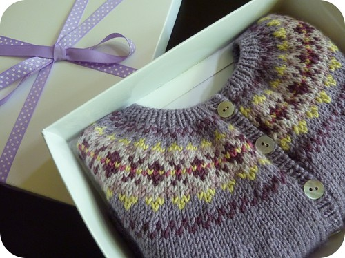 fairisle box