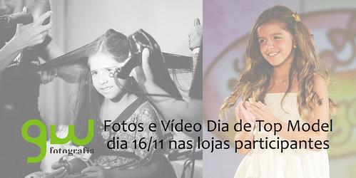 Dia de Top Model - Lilica e Tigor - Curitiba