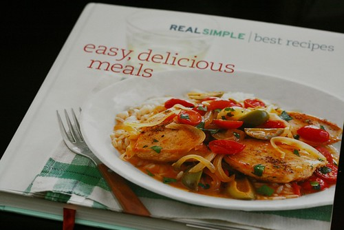Cookbook Review: Real Simple Best Recipes
