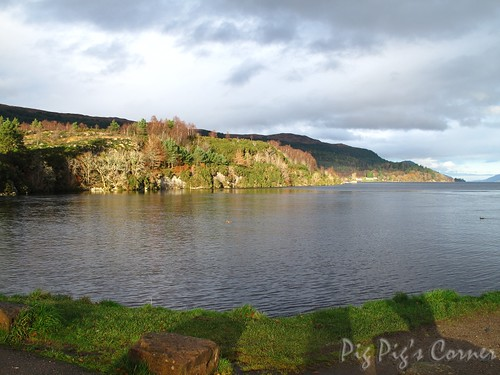 loch ness, glencoe, the highlands 04