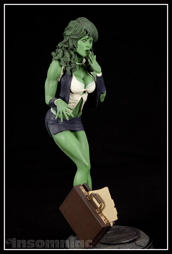 Lançamento: Ah! Comiquette: She-Hulk - Saiu !!! - Página 3 4162036602_bbc7aceba5_b