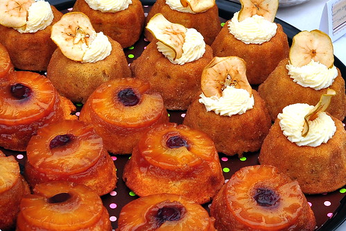 PETE EATEMALL'S AMAZING MINI BUNDT CAKES