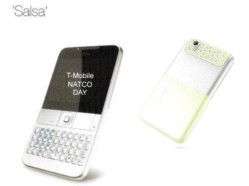 HTC Salsa XDA