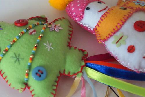 Hema ornaments