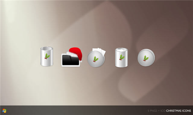 23 Awesome Christmas Icon Sets