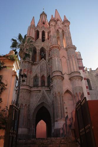 Iglesia de San Miguel de Allende