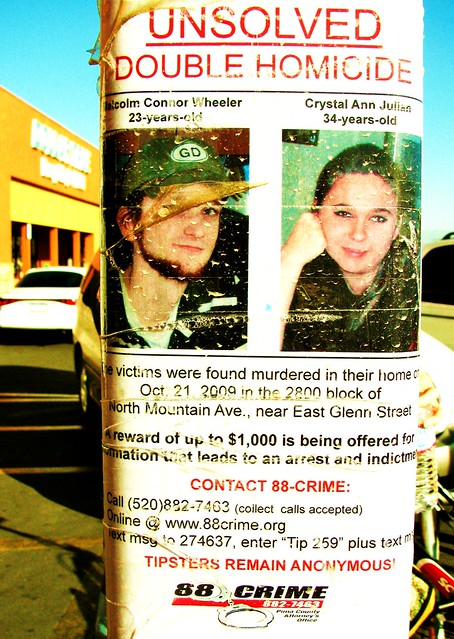 Unsolved Double Homicide Near My House