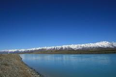 Lake Pukaki (sophiatansg) Tags: lake tekapo christchurch2009