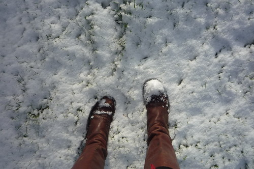 boots snow