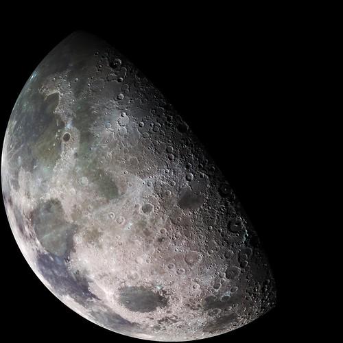 Mares da lúa