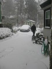 Snow (AnnDeeScraps) Tags: park elkins blizzard2009
