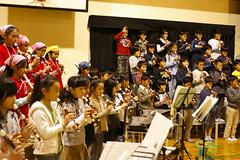 Recorder (akiko@flickr) Tags: school kids performance elementary 学習発表会