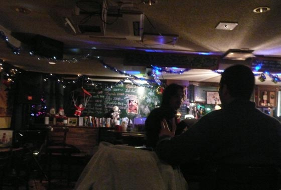 Next the Gael, great place, would've stayed all evening if the musician wasn't having such technical failures!
