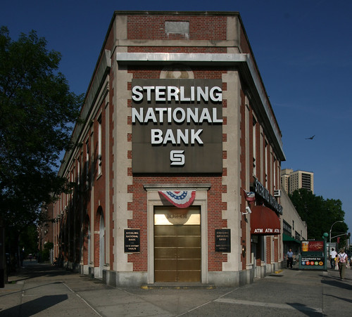 sterling national bank yonkers ny