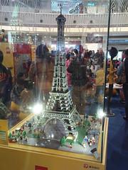 艾菲爾鐵塔,樂高版