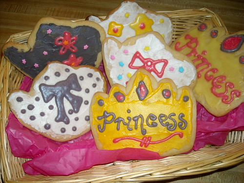 galletas princesas