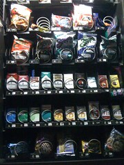 ...I love the south (VVVvoy) Tags: shop one machine stop vending