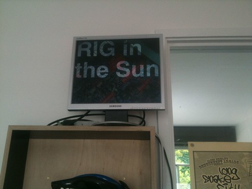 RIG in the Sun