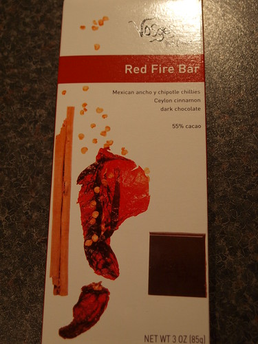 Vosges Red Fire Bar