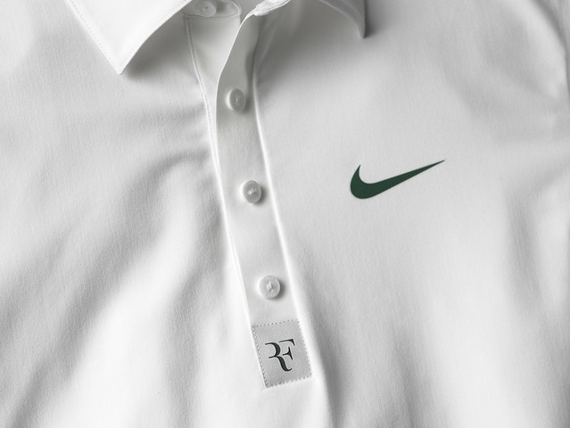Wimbledon 2011: Roger Federer Nike Outfit