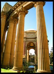 (hype72) Tags: sf sanfrancisco california ca architecture roman pillar palace bayarea sanfran palaceoffinearts alexcortez hype72