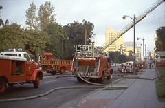 Westlake District Fire May 1975