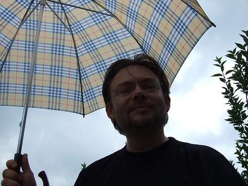 Regen - egal!