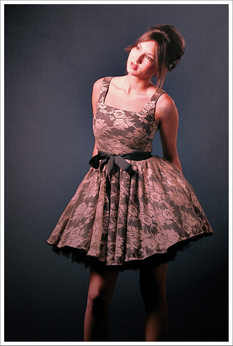 Dark Background Studio Look-Book Fashion Photography, Jools Fashion