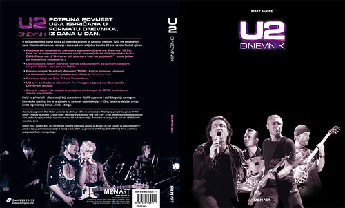U2 Dnevnik – My Book in Croatian