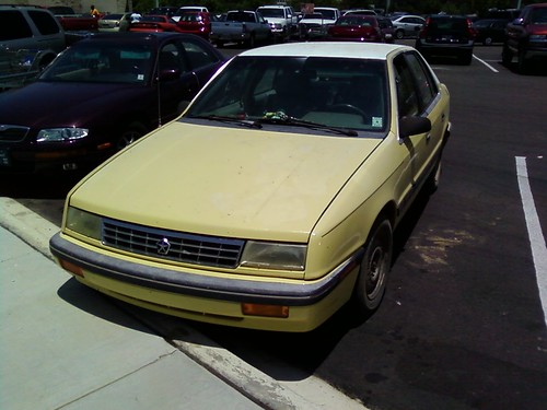 Dodge Shadow Hatchback. Dodge Shadow,