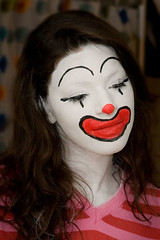 _NIK8937 (Kanonfotografen) Tags: clown clownmakeup