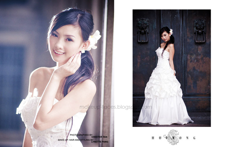 Huirong Bridal picturs
