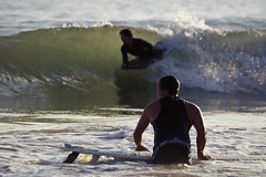 Evening surf session at Compton Bay, Isle of Wight (s0ulsurfing) Tags: light summer sun sunlight blur beach sunshine sport fun island evening bay coast twilight focus surf waves dof play bright action bokeh dusk compton surfer board barrel shoreline july wave surfing retro coastal shore vectis isleofwight surfboard longboard translucent surfers coastline backlit rollers sponge swell isle olas oldskool 2009 fins wight bodyboarding shimmering glassy shimmer bodyboard freiheit groundswell westwight surfen longboarding translucence summery beachbreak swinton sponger bodyboarder comptonbay longboarders longjohn beachculture s0ulsurfing aplusphoto coastuk welcomeuk