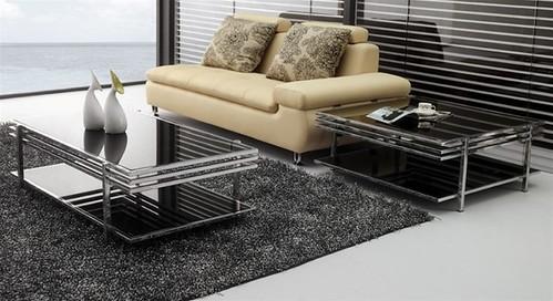 Bergh Coffee Table Set CJ088AB-SO