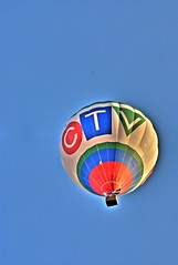 CTV Hot Air Balloon