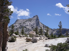 Cathedral Peak (rhyang) Tags: sierranevada rockclimbing tuolumnemeadows