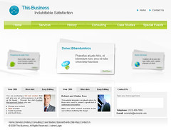 x0523-Business Template Design (websitetemple) Tags: design websitedesign websitedevelopment websitetemplate businesswebsite