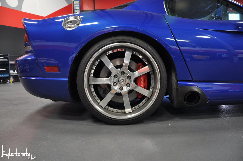Viper HRE wheels