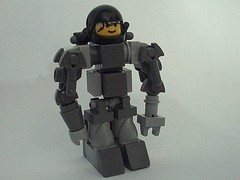 Hard Suit. (iJay) Tags: lego hard first suit attempt jayhenn