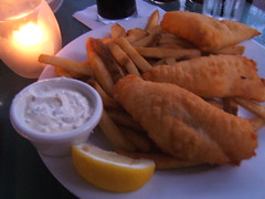 Dargan's - fish and chips