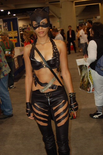 Comic Con 2009: Cat Woman