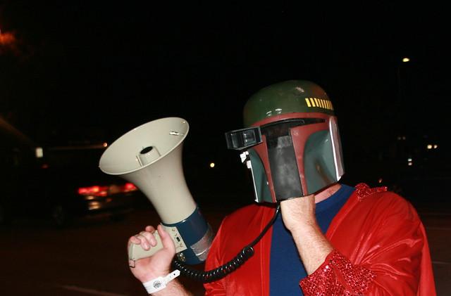 Boba Fett & the Americans ::: Irish Rover ::: UMS 2009