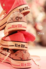* That's just me ! (Dv  ) Tags: pink baby me star all with dress who cant wear just converse thats fabulous says diva