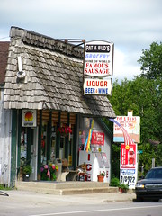 Pat and Bud's Excellent Grocery Store
