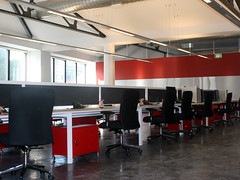 Ready for action - first day (Devotion Digital's Pics) Tags: office pyrmont