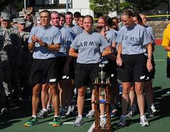 Commander's Cup Run